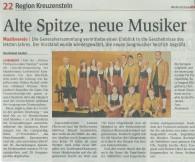 Generalversammlung MV  2