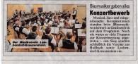 Konzertwertung Leobendorf 2015