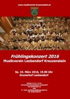 Frühlingskonzert Plakat 2016  Kopie