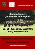 Sommerkonzert